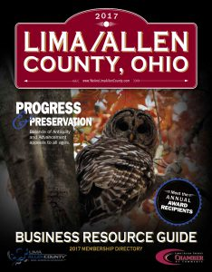 Lima Chamber Directory cover