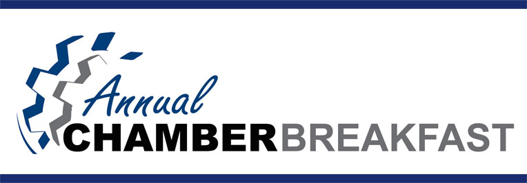 annual breakfast chamber logo
