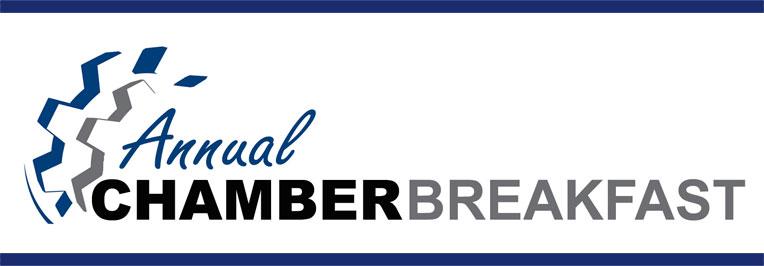 annual breakfast chamber logo