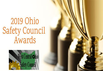 Safety Council awards graphic